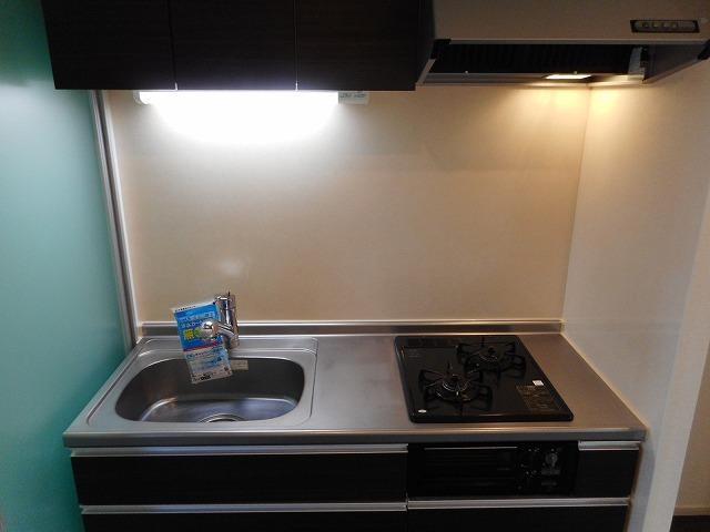 ベルメゾン 02010号室のキッチン