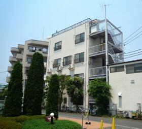 永井ビルの外観