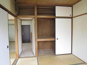 Mビル 2-A号室の収納