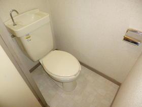 Mビル 2-A号室のトイレ