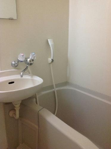 レオパレスIZUMI第2 203号室の風呂