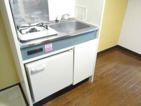MY吉祥寺 102号室のキッチン