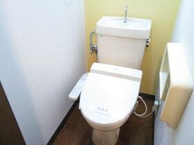 MY吉祥寺 102号室のトイレ