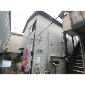 UPPER HOUSE上石神井の外観