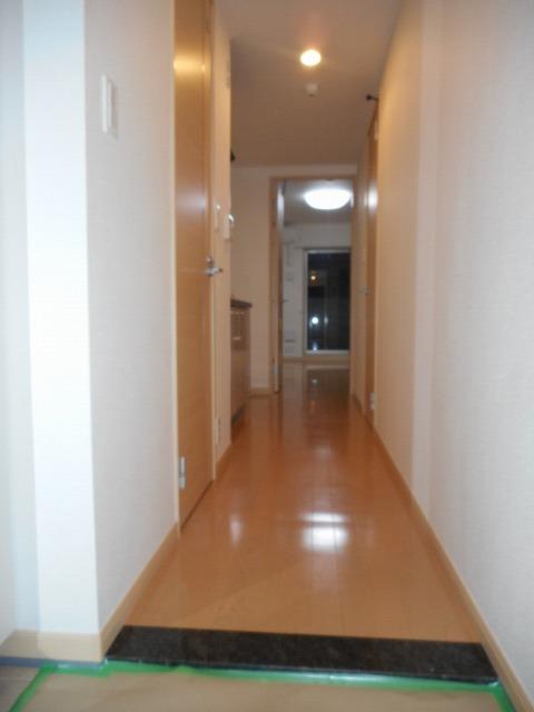 シャトーエクセラン 01030号室の玄関