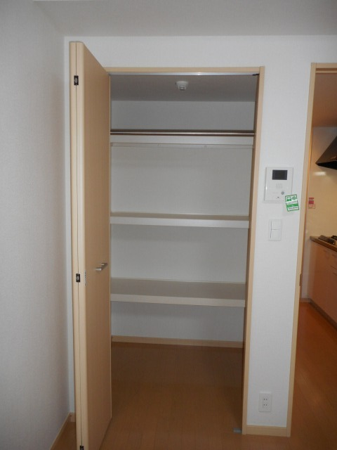 シャトーエクセラン 01030号室の収納