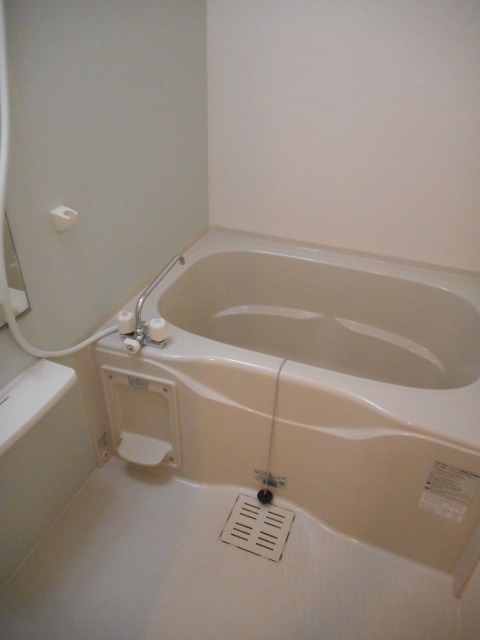 シャトーエクセラン 01030号室の風呂