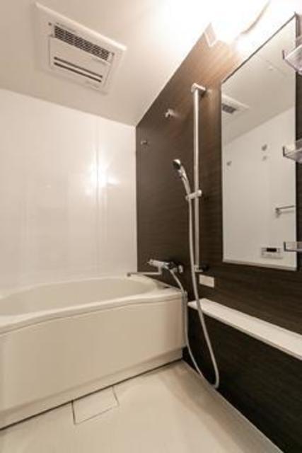 パークアクシス渋谷神山町 503号室の風呂