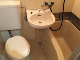 サンハイム 102号室の洗面所