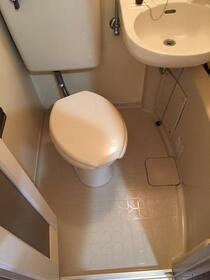 サンハイム 102号室のトイレ