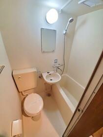 エンゼルハイム 103号室の風呂