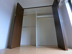 レジディア調布 0405号室の収納