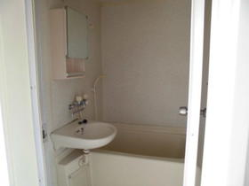 ニューグリーン 201号室の風呂
