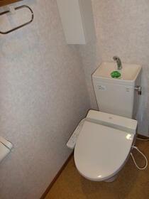 メゾン・ナナリ 101号室のトイレ
