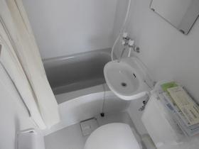 メゾン・ド・カナリ 0510号室の風呂