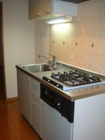 メゾンアンシャンテ 306号室のキッチン
