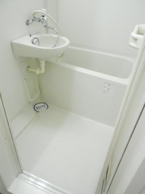 シルフィード 104号室のトイレ