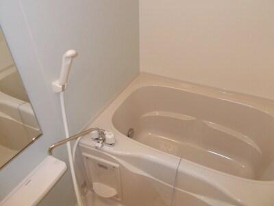 エスペランサ祐天寺 01040号室の風呂