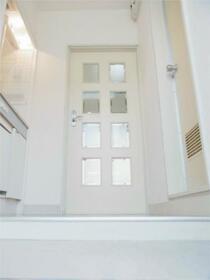 スカイピア二子新地 105号室の玄関