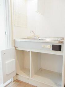スカイピア二子新地 105号室の洗面所