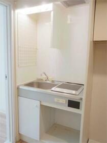 スカイピア二子新地 105号室のキッチン