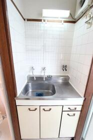 船橋第一コーポ 0201号室のキッチン