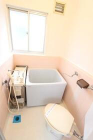 船橋第一コーポ 0201号室の風呂