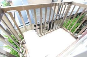船橋第一コーポ 0201号室のバルコニー