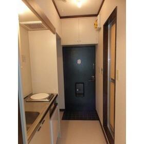 リバーストンテラス 0202号室の収納