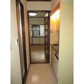 リバーストンテラス 0202号室のキッチン