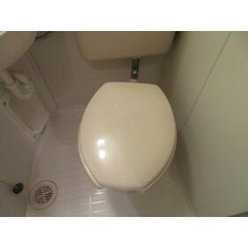 リバーストンテラス 0202号室のトイレ