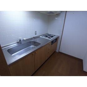 メルベイユ恵比寿 302号室のキッチン