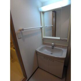 メルベイユ恵比寿 302号室の洗面所
