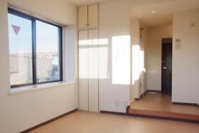 スカイコート宮崎台第3 418号室のベッドルーム