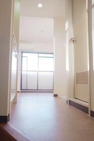 スカイコート宮崎台第3 418号室のキッチン