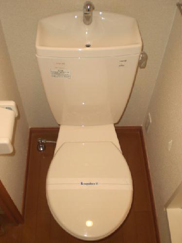 レオパレスBluetimes 105号室の風呂