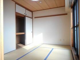 ドメス横浜南 901号室の居室