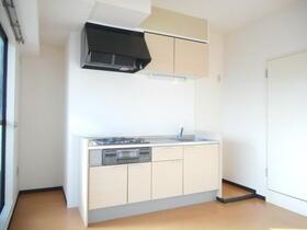 ドメス横浜南 901号室のキッチン