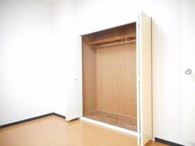 ドメス横浜南 901号室の収納