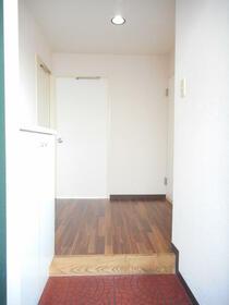 ドメス横浜南 901号室の玄関