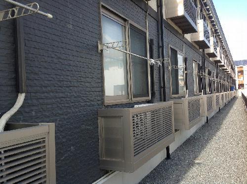 レオネクストエンブレム並榎 207号室のトイレ