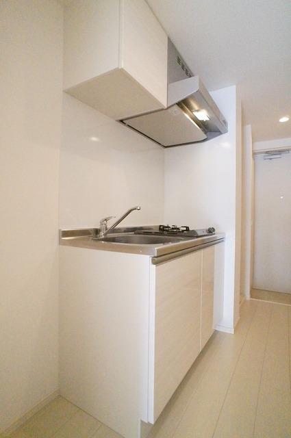 リブリ・ANGEL大和V 201号室のキッチン