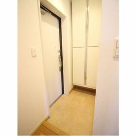 グランディール宮堀 302号室の玄関