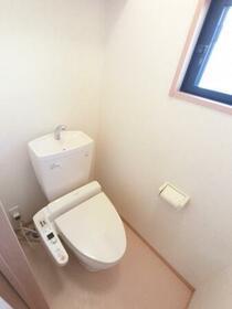 ヴェルデルーチェ Lのトイレ