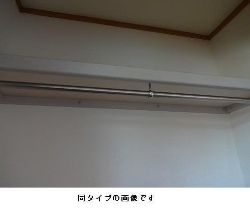 リバブルK 01010号室の収納