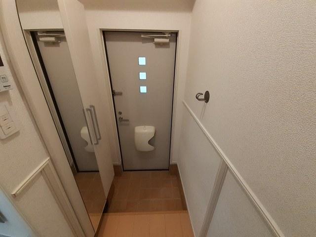 フィオーレ小倉 01030号室の風呂