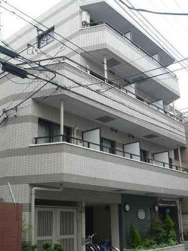 クレッセント中野富士見町外観写真