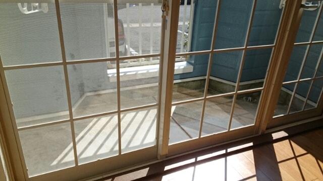 サンセールⅠ 01030号室のバルコニー