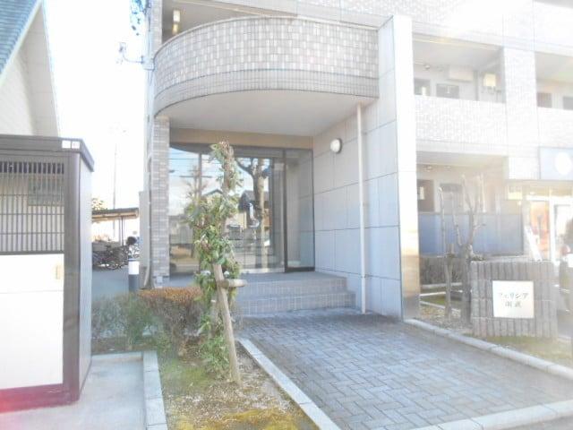 フェリシア則武 04030号室の洗面所