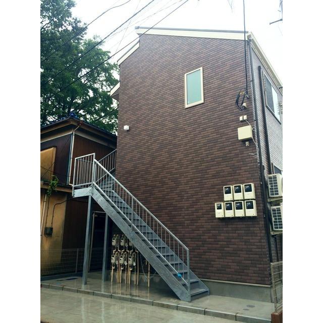 ベルビュー山手 103号室の外観